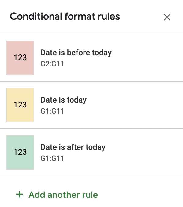 How to create digital PR outeach tracker in google sheets 4